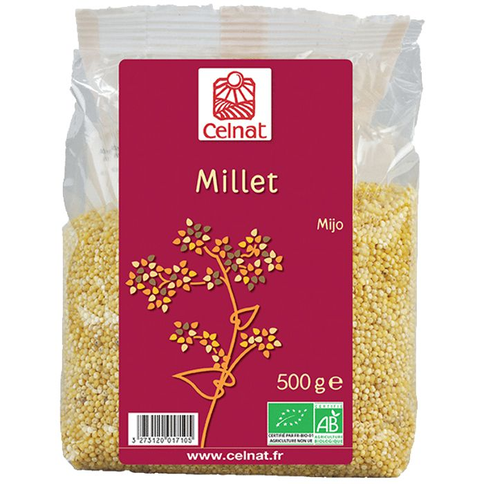 Mill 500g CELNAT