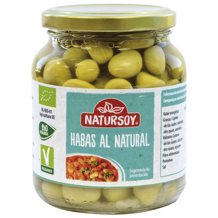 Faves 350g NATURSOY