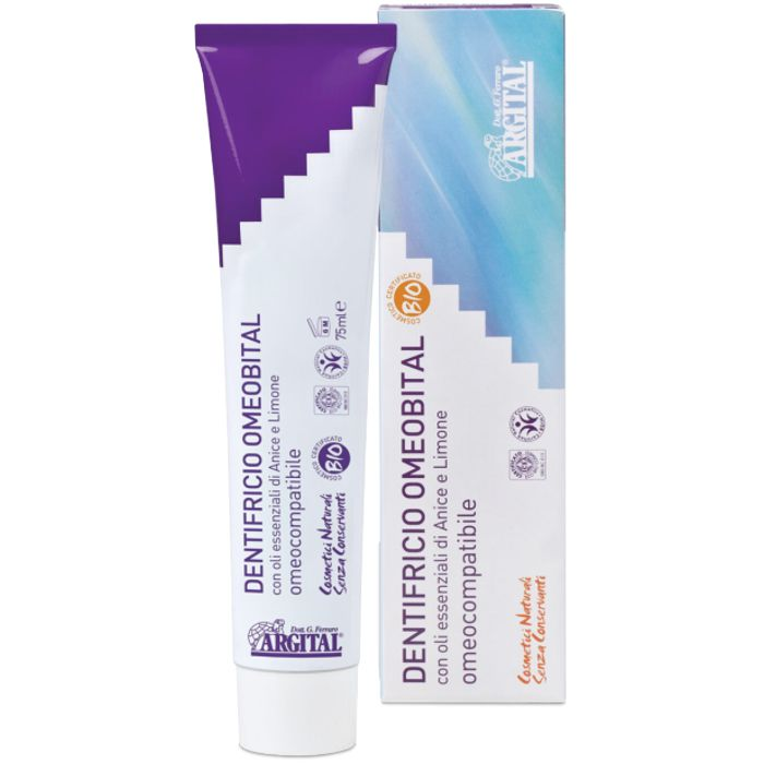 Dentífric OMEOBITAL 75ml ARGITAL