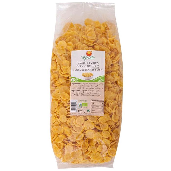 Corn Flakes 400g VEGETALIA